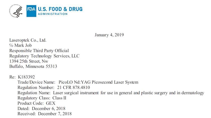 美國FDA